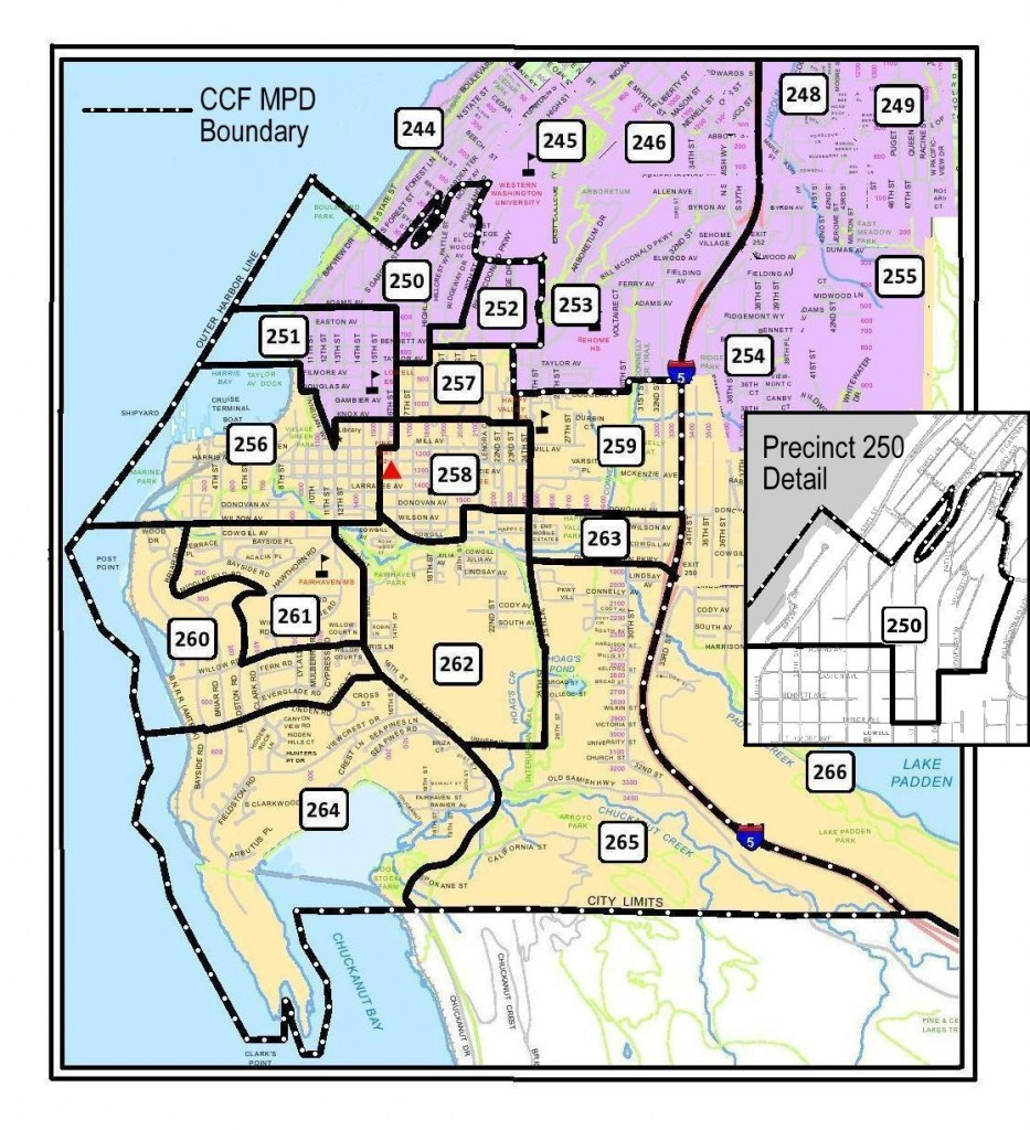 Click image to see full size Precinct Map
